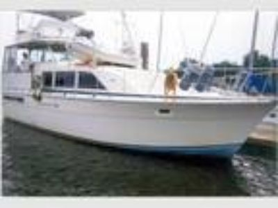 42' Bertram Flybridge 1973