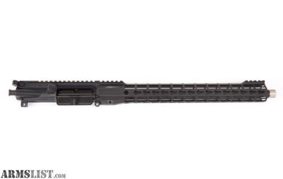 "For Sale: 10MM 16"" AERO S-ONE KEYMOD FREE FLOAT COMPLETE UPPER"