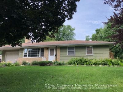 New Hope 4 Bedroom/2 Bath Home with Fenced Yard!