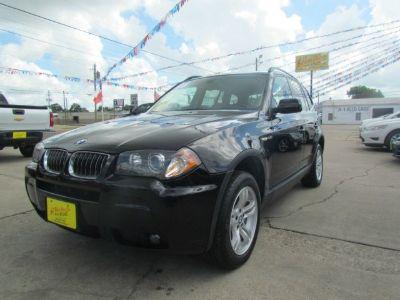 2006 BMW X3 5DR MPV/SUV