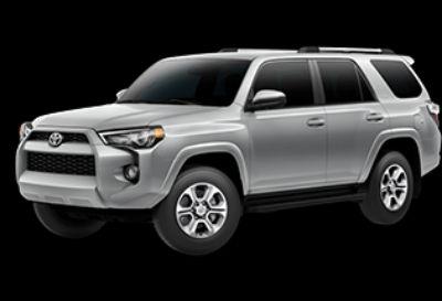 2019 Toyota 4Runner SR5 (Classic Silver Metallic)