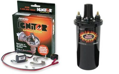 Sell Pertronix 1168LS Ignitor Ignition & 40511 Coil Chevy 235 1954 1955 motorcycle in Fort Lauderdale, Florida, US, for US $120.96