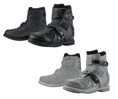 Buy Icon Field Armor 2 Mens Motorcycle Street Riding Boots ALL SIZES motorcycle in Lee's Summit, Missouri, US, for US $200.00