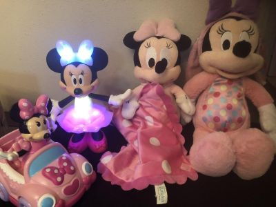 The Minnie collection! EUC