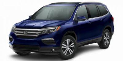 2018 Honda Pilot EX-L w/Navigation AWD (Steel)