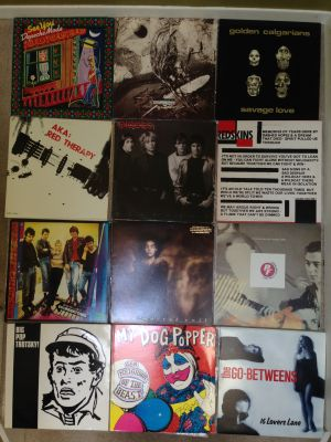 80s Indie, New Wave, Punk LPs