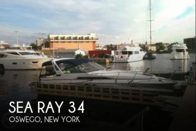 1987 Sea Ray 340 Express