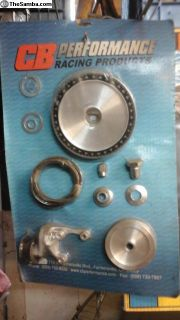 cb performance pulley kit