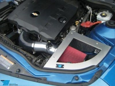 Sell Cold Air Inductions Inc. 2010-11 Chevy Camaro V6 Cold Air Intake System (CAI) motorcycle in Memphis, Michigan, United States, for US $399.99