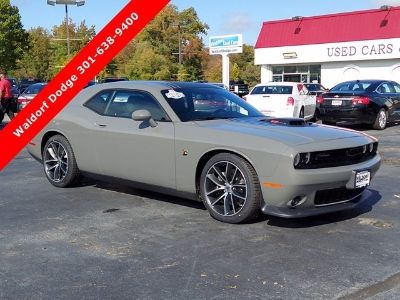 2018 Dodge Challenger and ()