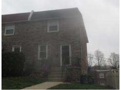 3 Bed 1 Bath Foreclosure Property in Drexel Hill, PA 19026 - Blythe Ave
