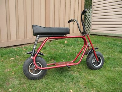 1970 Cat Mini bike 400X