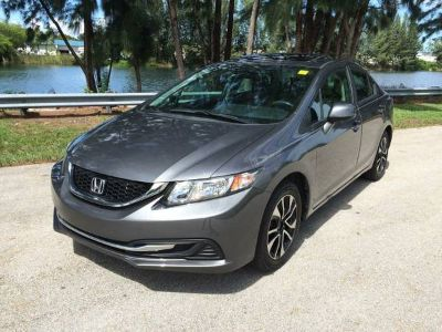 ** 2013 HONDA CIVIC EX ONE OWNER-47K MILES **