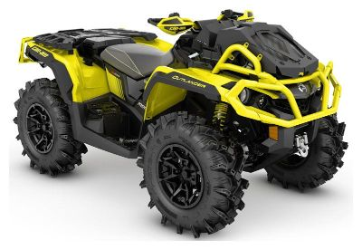 2019 Can-Am Outlander X mr 1000R Utility ATVs Jesup, GA
