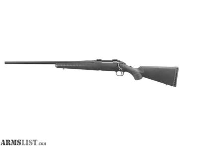 "For Sale: Factory new Ruger American 243 22"" (Left Hand) bolt action."