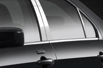 Purchase SES Trims TI-WS-109 06-11 Ford Fusion Window Sills Car Chrome Trim motorcycle in Bowie, Maryland, US, for US $110.00