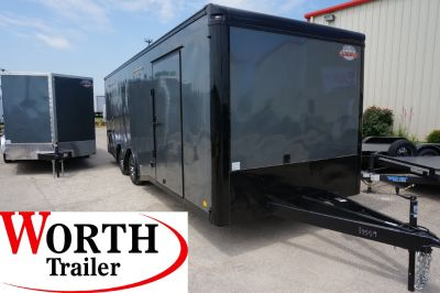 24' NOS Package Race Trailer ST# 33559