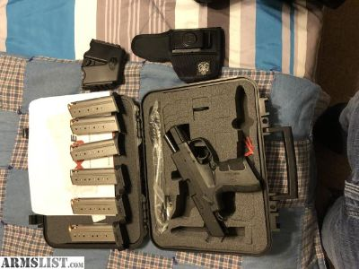 For Sale: Springfield Xde 9mm 6 magazines