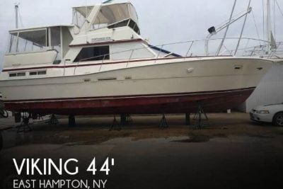 1984 Viking 44 Motor Yacht