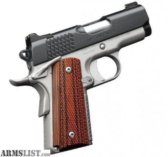 "For Sale: Kimber 3000248 Supper Carry Ultra 7 +1 45 ACP 3 "". no taxes, no credit card fees, free shipping"