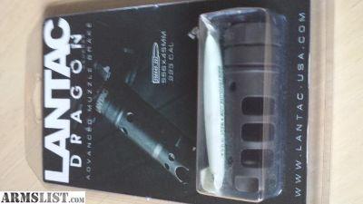 For Sale: Lantac 5.56 Dragon muzzle brake