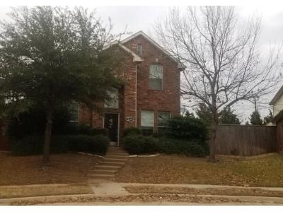 3 Bed 2.5 Bath Preforeclosure Property in Frisco, TX 75034 - Quiet Oak Ln