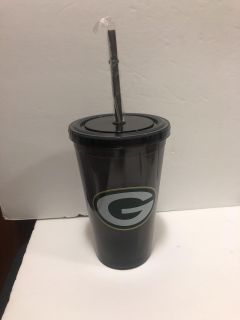 New Green Bay Packers Glass
