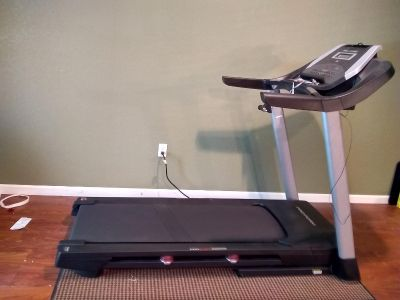 Moving Sale: ProForm 505 CST Treadmill(Almost New)