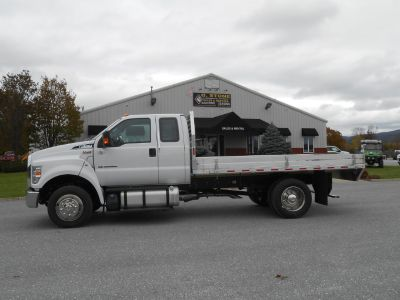 NEW!!! 2018 FORD F650 EX CAB w/ GOOSE HITCH