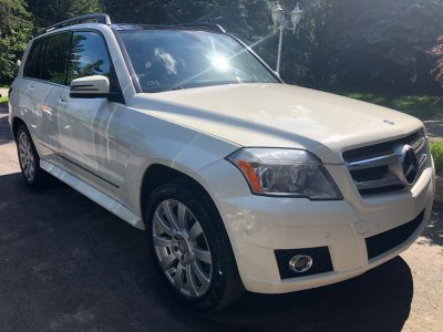 2010 Mercedes Benz GLK350 4Matic All Wheel Drive