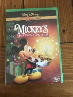 Mickey Once Upon A Chritsmas