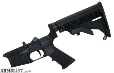 For Sale: Palmetto state complete ar 15 lower