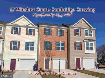 17 Winslow CT #86 Gettysburg Three BR, This brick-faced townhome