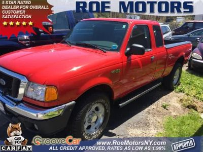 2005 Ford Ranger XL (Bright Red)