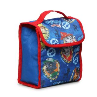 NEW Paw Patrol thermal lunch tote