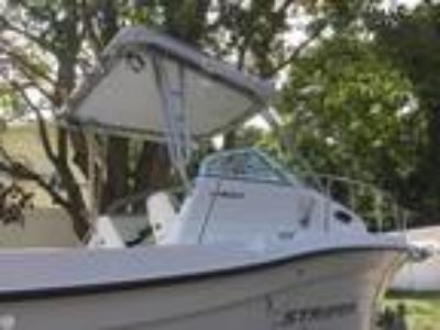 2003 Seaswirl 2301 WA STRIPER