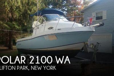 2005 Polar Boats 2100 WA