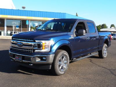 2018 Ford F-150 XLT (Blue Jeans)