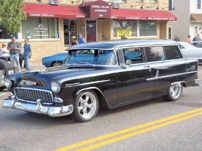 1955 Chevrolet 210 Handyman (Sell or trade)
