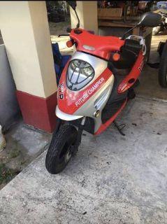 50cc Scooter REAR SHOCK Tao Tao Ice Peace Sports Taotao Motors ...
