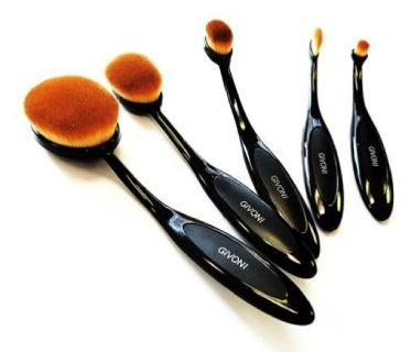 Choose the right Makeup brushes Online - MyGivoni