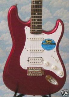 $150 Fender Strat Affinity Series W/Fender Gig Bag