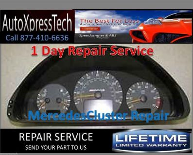 Buy MERCEDES BENZ C208 TYPE 98-01 CLK320+ 99 01 CLK430 PIXEL REPAIR SERVICE FAST motorcycle in Holbrook, Massachusetts, United States, for US $129.99