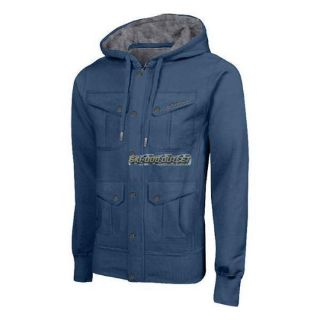 Sell KLIM Military Hoodie - Blue motorcycle in Sauk Centre, Minnesota, United States, for US $69.99