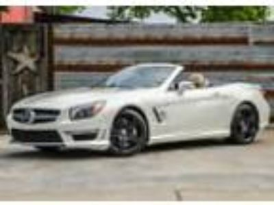 2013 Mercedes-Benz SL-Class AMG Convertible 2013 Mercedes-Benz SL 63 AMG