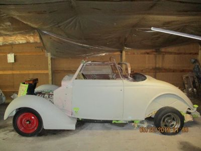 1936 Ford Cabriolet **AGGRESSIVE SELLER**