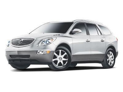 2009 Buick Enclave CXL (Silver)