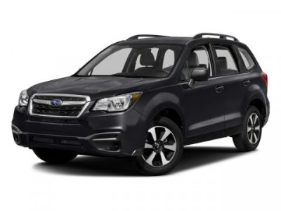 2018 Subaru Forester 2.5i (Gray)