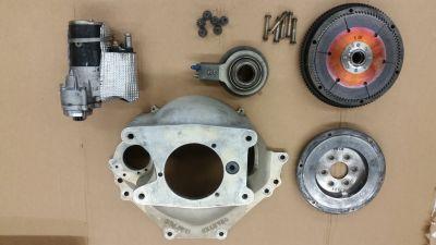 QTR Master SB Ford Rev mount starter Pro series kit