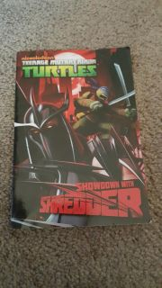 Tmnt chapter book